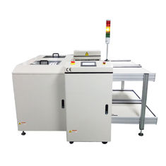 China High Efficient PCB Handling Equipment NG OK Magazine Unloader Smt Assembly Line supplier