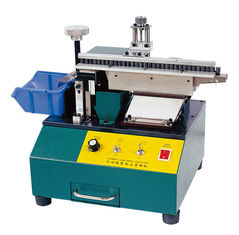 China Electronic Component Lead Forming Machine Semi Automatic Type 60HZ / 50HZ supplier