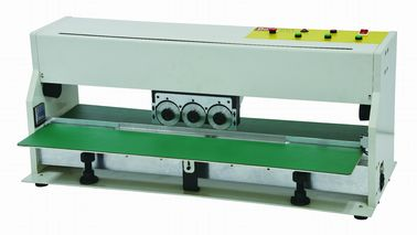 China FR4 CEM3 PCB Depaneling Machine V CUT PCB Separator Machine 60HZ / 50HZ supplier