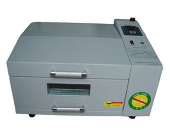 China Soldering SMT Assembly Machine SMT Desk Lead Free Reflow Oven AC220V 50Hz supplier