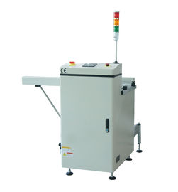 SMEMA Interface PCB Handling Equipment , Auto Single PCB Magazine Loader