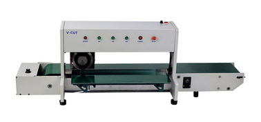High Speed Depaneling Machine PCB Depanelization With Photoelectric Controller