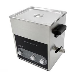 13L / 36L Industrial Ultrasonic Cleaning Machine SUS304 Stainless Steel Tank Material