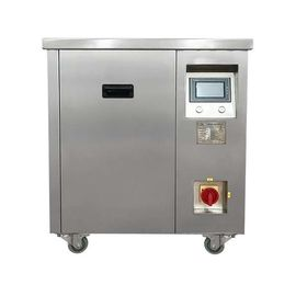Dual Frequency Ultrasonic Washing Device Anti Corrosion With PLC Control System
