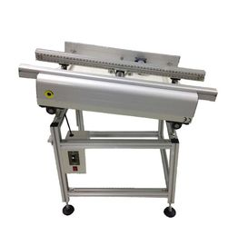 China Variable Speed Transfer Wave Solder Infeed Conveyor Parallel Width Adjustment factory
